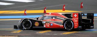 Lola B12/60 Coupé Toyota Rebellion n°12 Nicolas Prost Neel Jani Nick Heidfeld