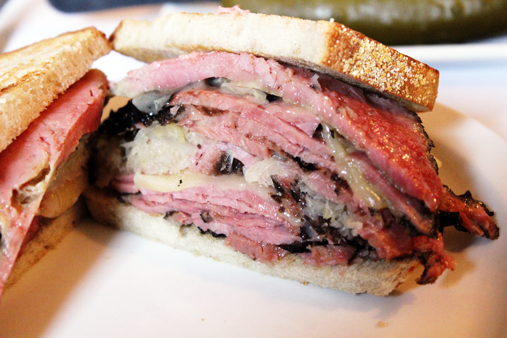 Brynd Smoked Meat Sandwich Strasbourg