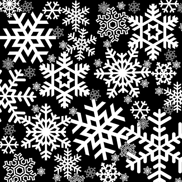 Black And White Snowflake | Search Results | Calendar 2015