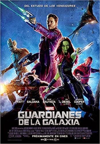 ya se puede comprar Blue-Ray preventa Guardianes de la galaxia