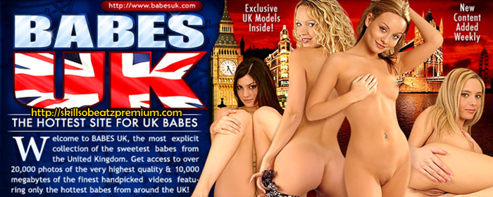 Free Porn Passwords BABES UK 14th August 2015