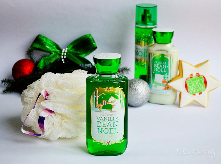 Bath & Body Works Holiday Traditions Vanilla Bean Noel
