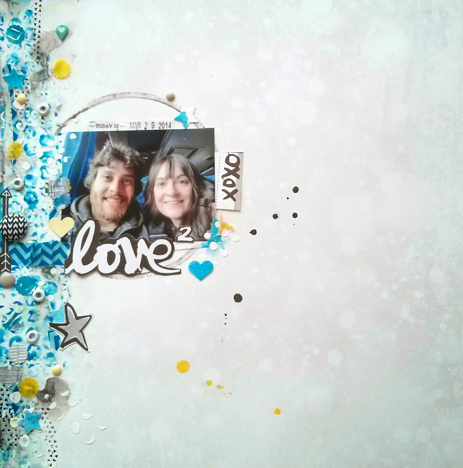 Layout Sketch abril Gargamellscrap