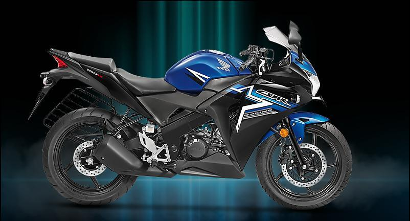 2016 Honda CBR 150R And 250R New Color Editions