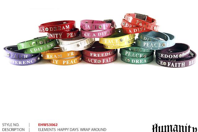 Good Works Elements Wrap Bracelet
