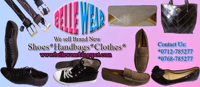 Click BelleWear Logo