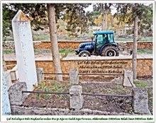 Torun İsmet DEDA' nın Mezarı