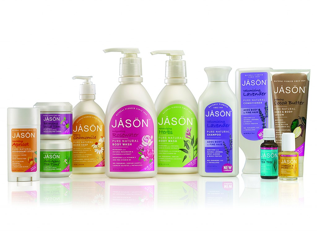 Jason natural care - natural beauty yearbook.