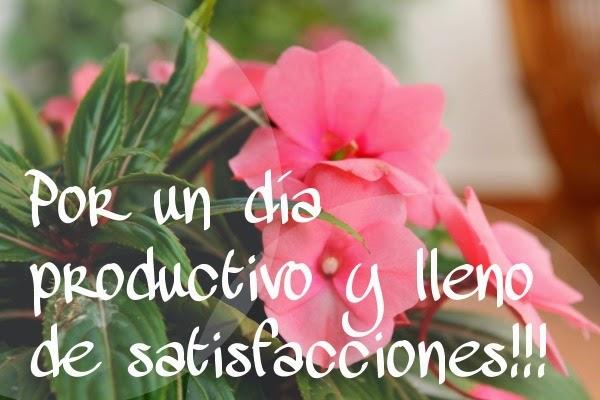 <<<Mis deseos para hoy>>> Flores
