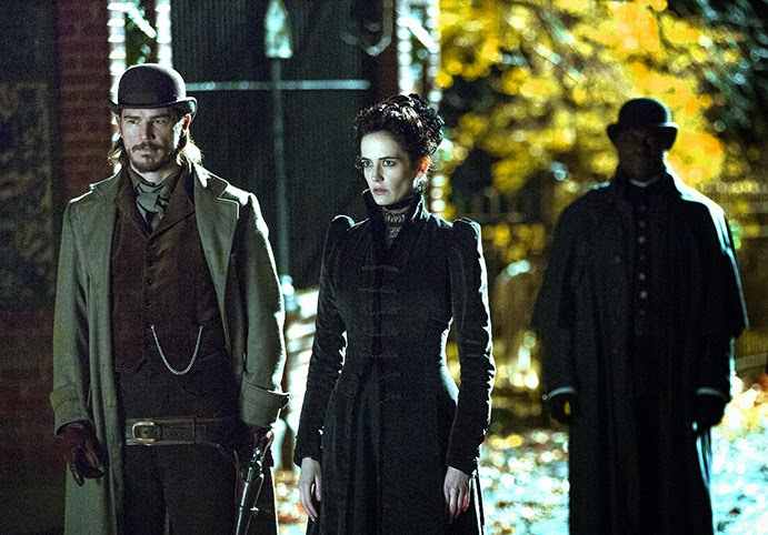 Penny Dreadful: First image & New Teaser Trailer - Undead Monday