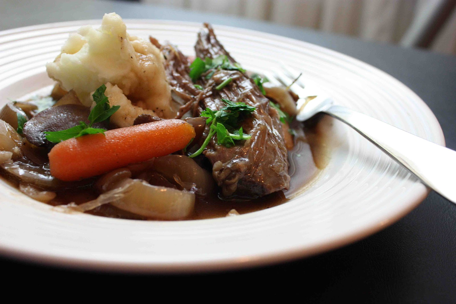 Slow Cooker from Scratch®: Slow Cooker Pot Roast Recipe with Red Wine ...