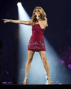 Celine Dion Taking Chances World Tour The Concert Songs