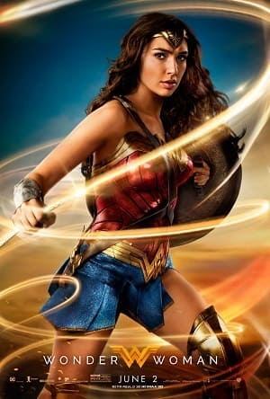 Wonder Woman - Mulher Maravilha BluRay Bluray Download torrent download capa