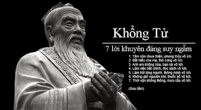 Khổng Tử và Phong thủy 7 lời khuyên đáng suy ngẫm