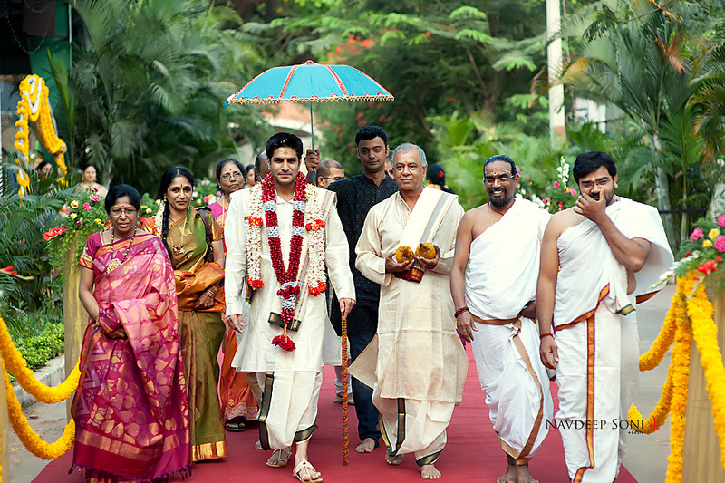 kasi Yatra, Hindu wedding ceremony.