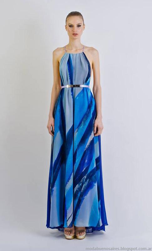 Vestidos verano 2014. Natalia Antolin 2014.