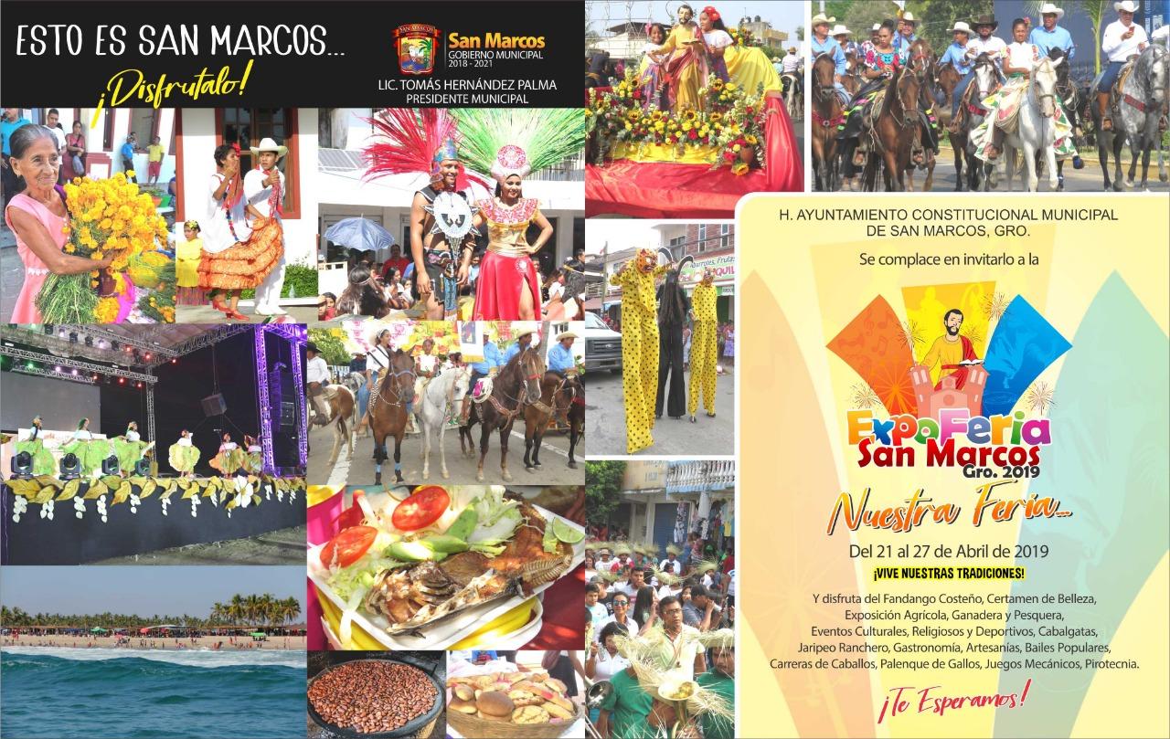 Gran Feria de San Marcos, Guerrero 2019