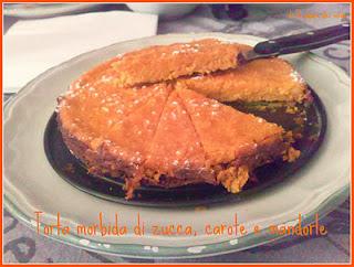 Torta Zucca e Carote