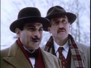 AJ Book Reviews: Hercule Poirot's Christmas