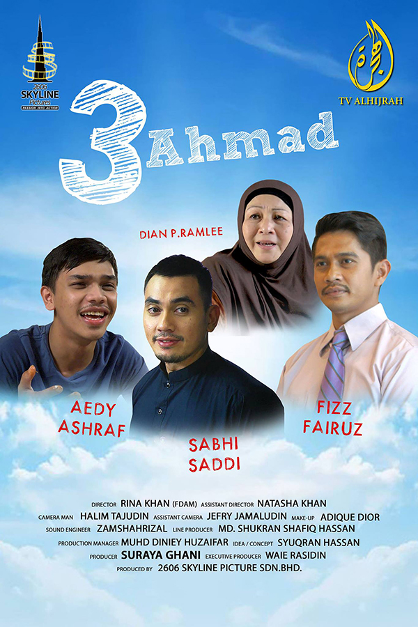 3 Ahmad TV Alhijrah