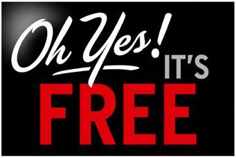 Gratis bukan asal gratis