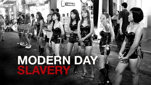 The Slaves Among Us: 'Modern Day Slavery'