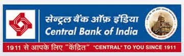 Central Bank of India  - Government vacant