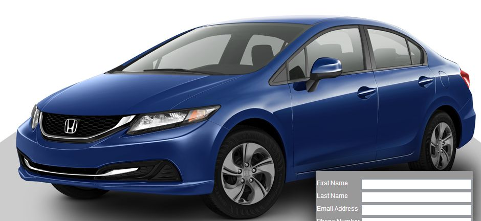 Honda Dealer Website And Offers Us An Almost Complete Look At The Exterior Of MMC 2013 Civic Special Mention Are New Front Grille