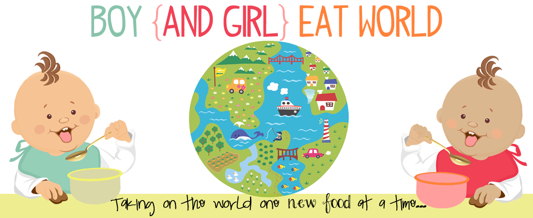 Boy {and girl} Eat World