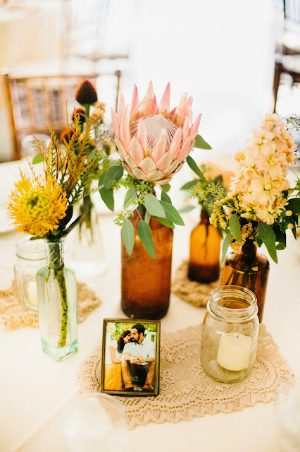 king-protea-centerpiece