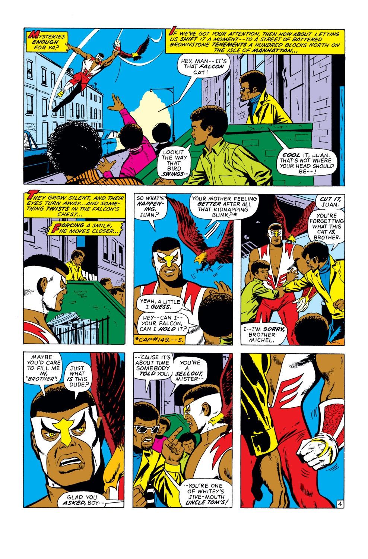 Captain America (1968) Issue #151 #65 - English 5