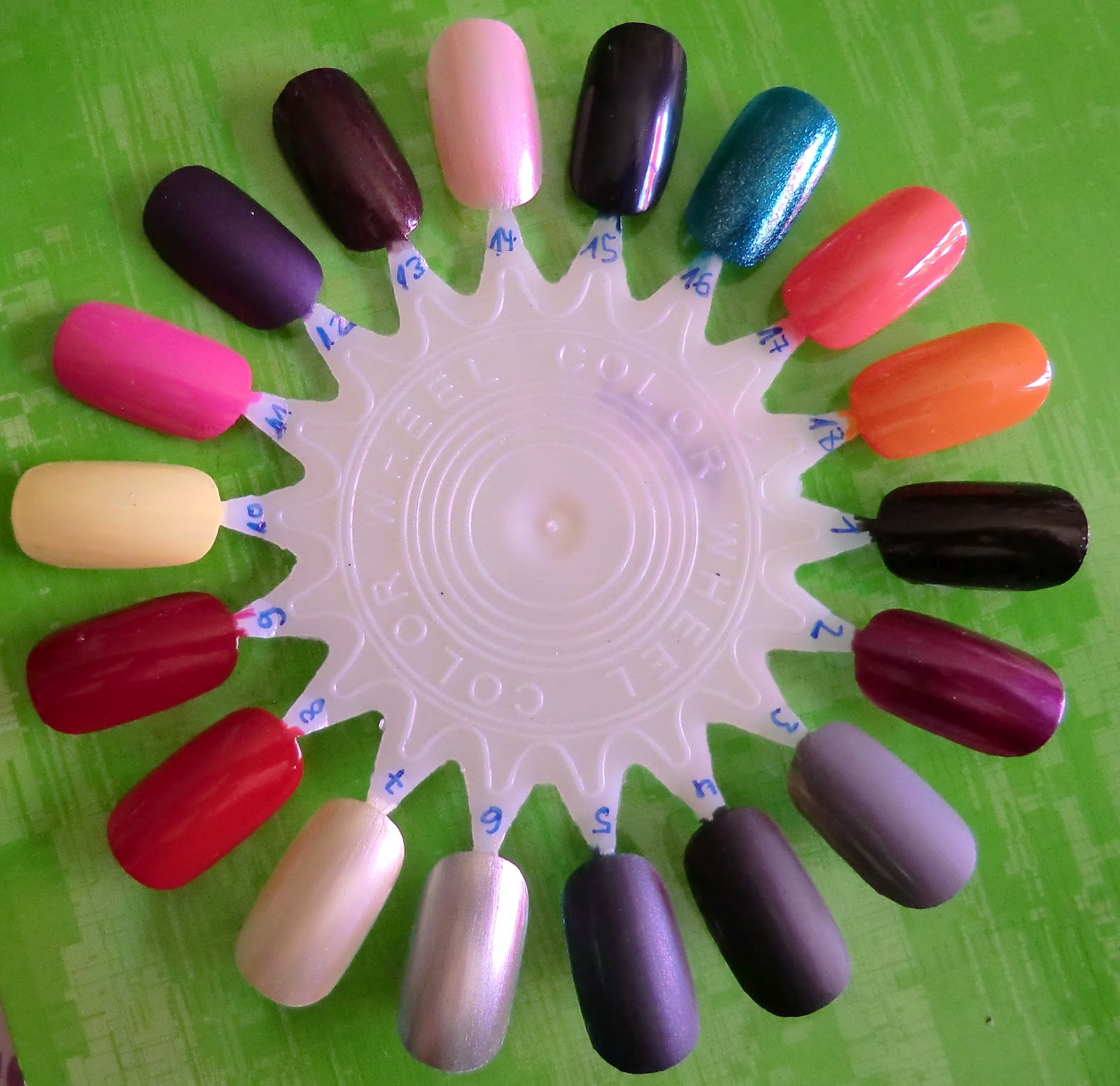 Holy Jopi: Esmaltes de uñas de AVON