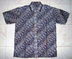 Model Baju Batik Terbaru 2015
