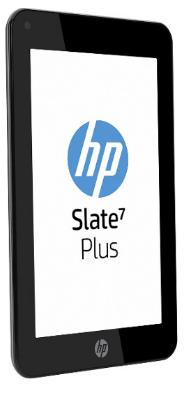 HP Slate7 Plus - Full tablet specifications/SPECS