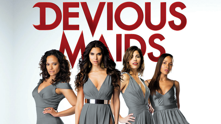 "Devious Maids - From Here to Eternity - Advance Preview: ""Beginning of the End for Valentina?"""