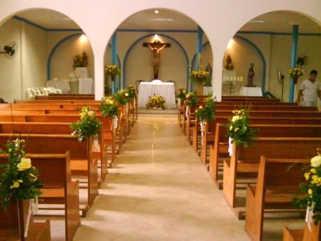 Enfeite De Igreja ~ Catequese Rosário Prazeres Eucaristia