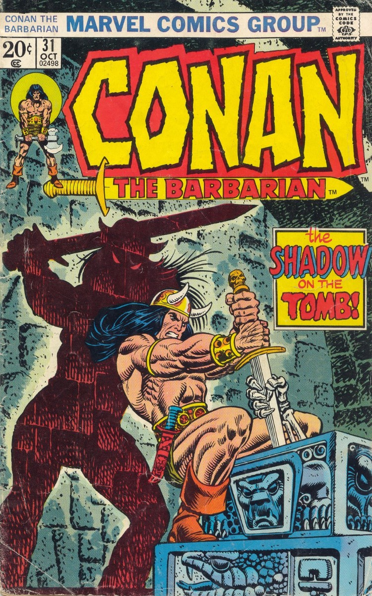 Conan the Barbarian (1970) 31 Page 1