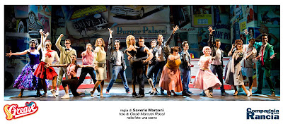 musical grease 2012