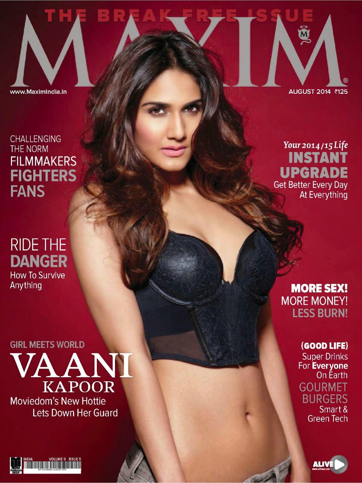 Vaani Kapoor hot