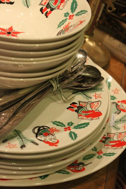 vintage crockery, sweden
