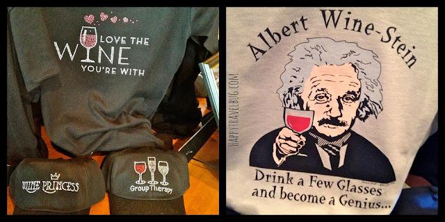 wine inspired shirts