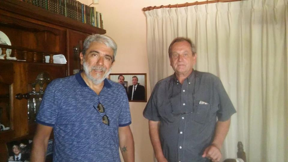 Aníbal Fernández será candidato en Pinamar