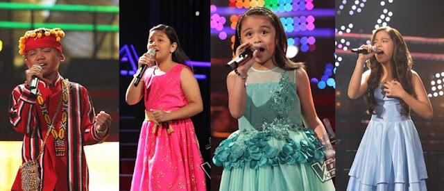 Top 4 The Voice Kids Season 2