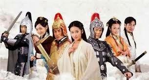 Phim Tây Thi Tình Sử-Tron Bo