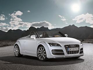 New picture of Audi TT