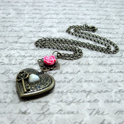 Unlock the Memories locket