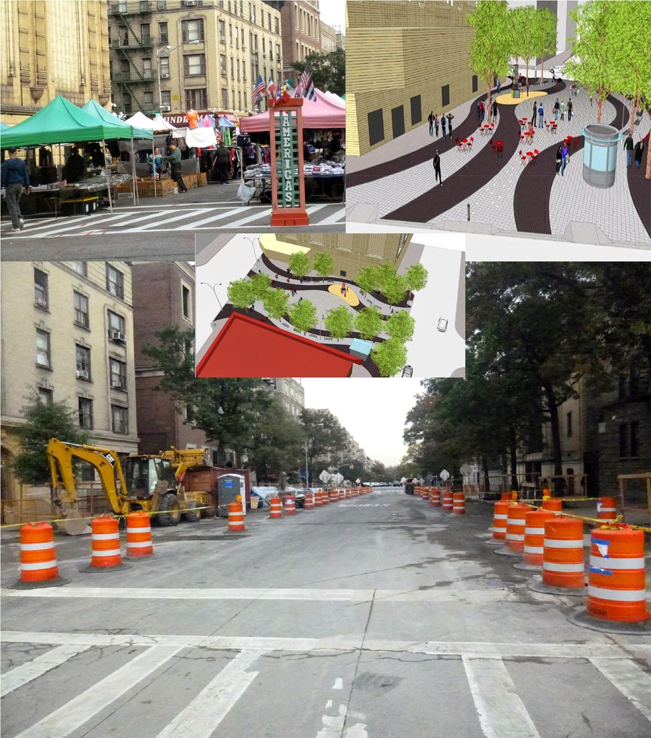 Construyen nueva Plaza Las Américas en el Alto Manhattan a un costo de US$3MM; abrirá en el 2015