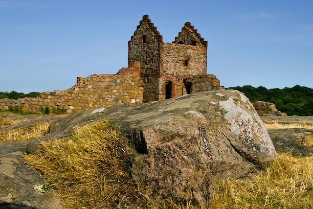 Forteca arcybiskupa z Lund