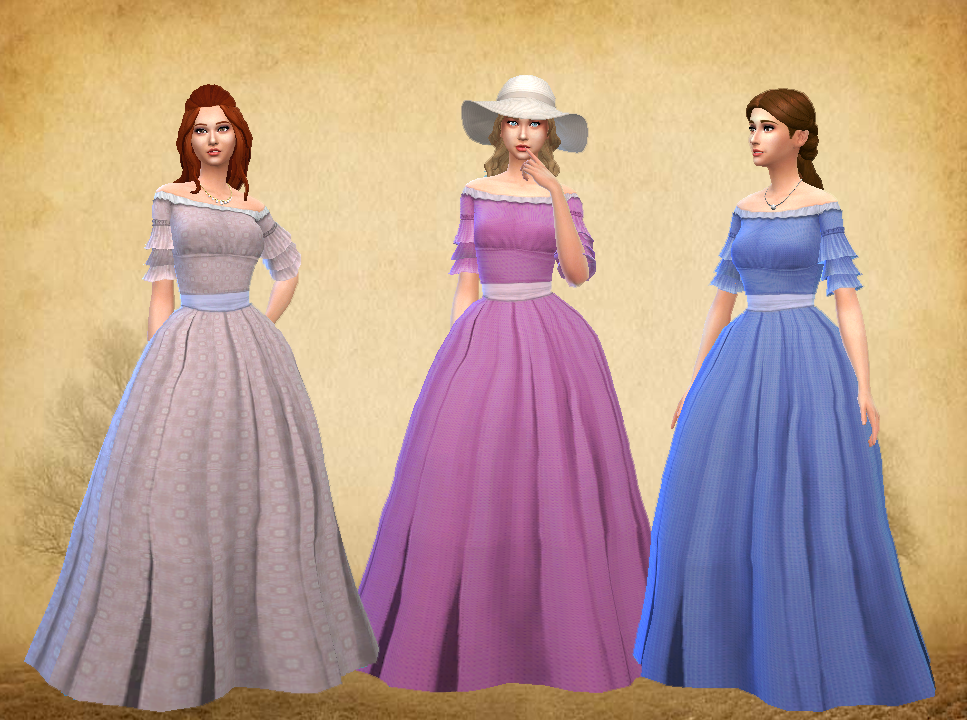 My Stuff Civil War Fashion
