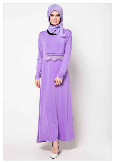 Style Fashion Busana Muslim Nagita Slavina 2016